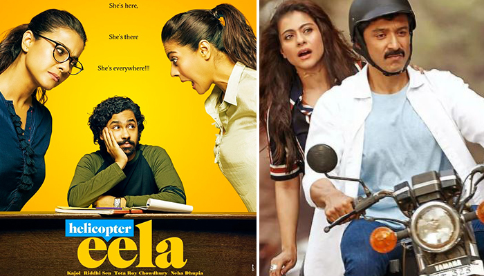 Helicopter Eela review: Kajol is appealing in spite of the film's defects