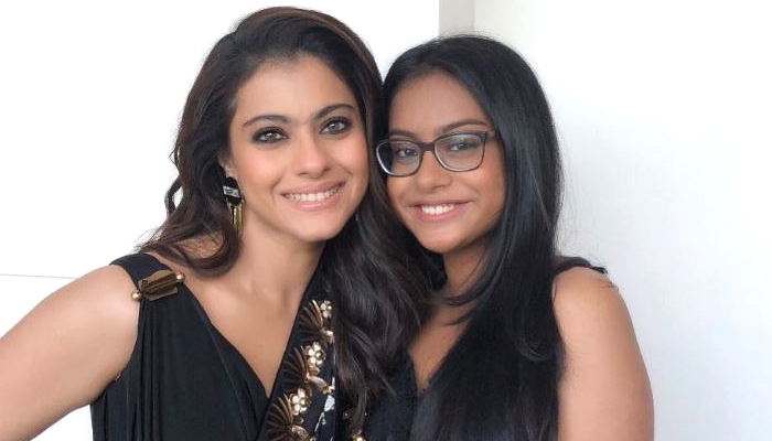 Kajol talks about how her daughter Nysa had issues with her coming up to school