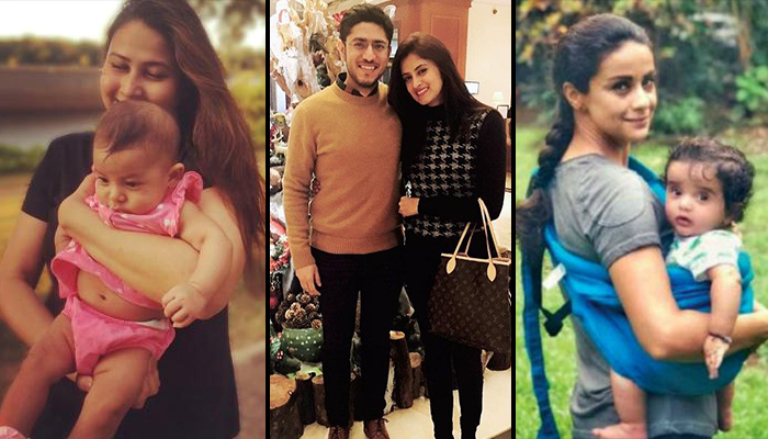 Popular TV And Bollywood Actresses Who Managed To Hid Their Pregnancy