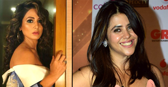 Ekta Kapoor discloses Hina Khan will be a major highlight of Kasautii Zindagi Kay 2