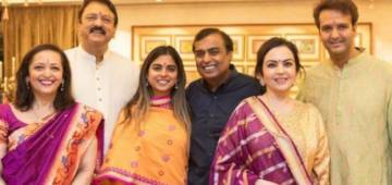 Ahead Of Isha-Anand's Wedding, Let's Get To Know The Net Worth Of Ambanis And Piramals