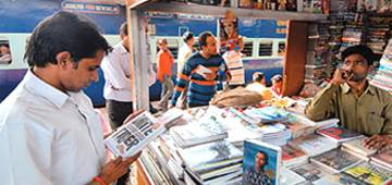 No Book Stalls At Indian Railway Stations To De-congest Stations
