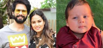 Mira Rajput Shares The First Glimpse Of Zain Kapoor And Netizens Are Gone Aww For Him