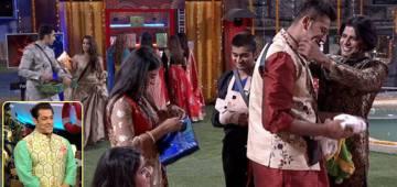 BB 12 Weekend Ka Vaar: Salman Khan surprisingly cancels the evictions as it is Diwali weekend