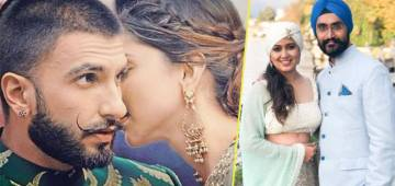 Harshdeep Kaur Shares A Picture From DeepVeer's Wedding In Italy