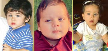 Children's Day Special: From Taimur To Zain These Star Kids Holds A Special Place In Our Hearts