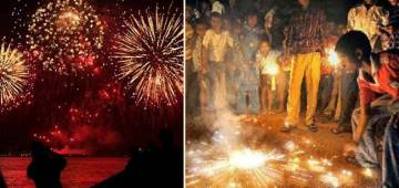 We Got To Know The Reason Behind People Bursting Crackers On Diwali And It's pretty Amazing