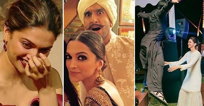 Soon To Be Bride, Deepika Padukone Got Teary Eyed At Her Sangeet Ceremoy While Ranveer Comforted Her