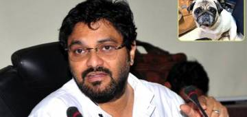 Babul Supriyo Took His Pug on Train in a Hope that Network Will Follow The Dog
