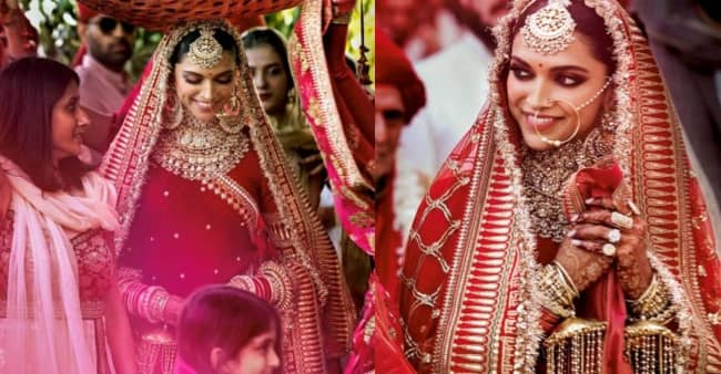 Fans Cant Stop Gushing About Deepika Padukone, Calls Her World's Most Beautiful Bride
