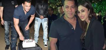 Famous Bollywood celebrities grace Salman Khan's birthday bash at his Panvel farm house