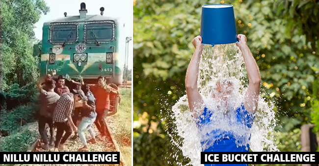 A List Of Most Viral And Craziest Trending Challenges of