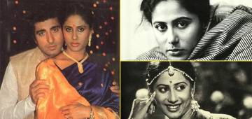 Smita Patil Special: The Diva's Love Story With Raj Babbar Which Grabbed All The Attention Back Then