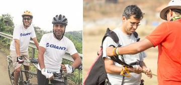 Inspirational story of Divyanshu, the first blind solo paraglider who flew high