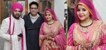Ginni Sharma's Post Marriage Look Is A Sight To Behold, Her Mangalsutra Is Simply Beautiful