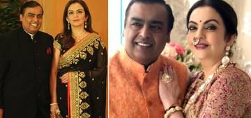 India's Billionaire Mukesh Ambani's Love Story With Nita Ambani Is Rich But By Heart