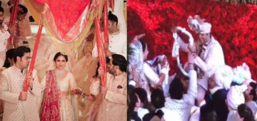 More Inside Pics And Videos From Isha And Anand's Wedding Which Are Simply Beautiful