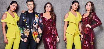 Priyanka-Kareena To Set To Bring The Koffee House Down, Exciting Pics Out
