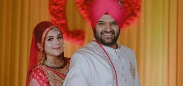 Kapil And Ginni Look Beautiful At Their Anand Karaj Ceremony