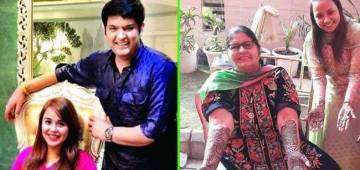 Kapil and Ginni wedding: Pics from Mehendi Ceremony are out, Fans Going Crazy