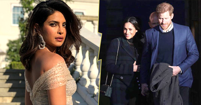 8be8ebe9b Meghan Markle's Close Pal Priyanka Might Be The Godmother For Her Soon-To-Be