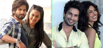 Shahid Finally Confirms That He Dated Sonakshi and Priyanka At Koffee With Karan 6