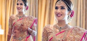 Soundarya Rajinikanth's Latest Bridal Pictures From Her Wedding are Just Beyond Beautiful