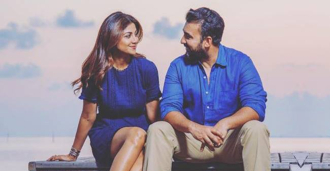 Shilpa Shetty shares her exotic Proposal day story on Instagram and it's not to be missed