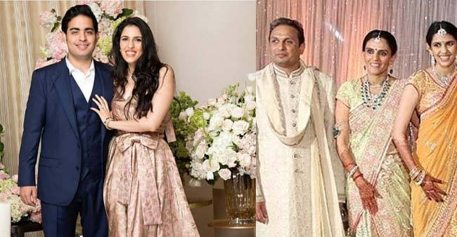 Unseen pictures of Shloka Mehta from the wedding ceremonies will make you go awe