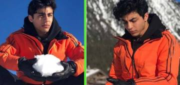 Aryan Khan sets web afire with pics from France vacation