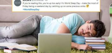 These Funny Memes on World Sleep Day 2019 Will Make You ROFL