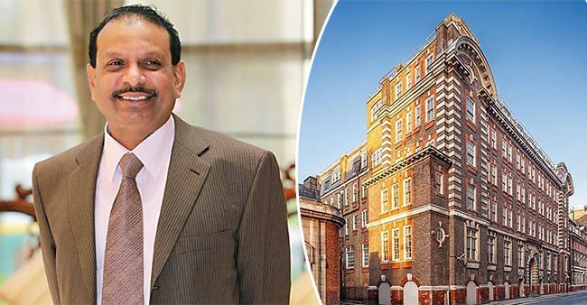 Scotland yard turned into a lavish 5 star, hotel by an Indian billionaire!! Pictures inside