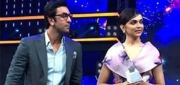 "Deepika Padukone and Ranbir Kapoor shake legs to ""Aankh Marey"""