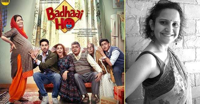 Badhaai Ho Writer Slams Filmfare Awards For Dropping her Name From Nominations at the last minute