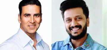 Here's Riteish's reason why Akki is the highest tax-payer in the country