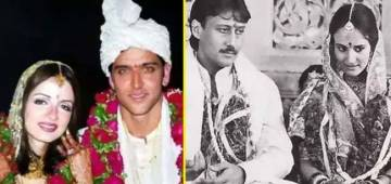 Check the Unseen Wedding Photos of these 10 Popular Bollywood Celebs