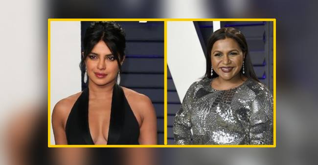 Confirmed: Mindy Kaling and Priyanka Chopra coming together for a comedy event happening in an Indian wedding