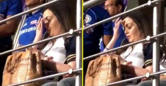IPL 2019: Nita Ambani's Mysterious Mantra behind the Success