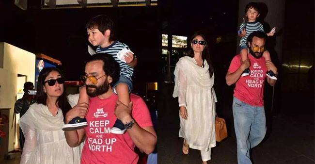 Fact Check: Saif Ali Khan calls police to ban Paparazzi ! Read complete statement
