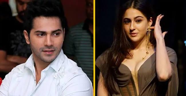 Varun Dhawan, Sara Ali Khan all set to enliven the delight of Govinda and Karisma's Coolie No 1