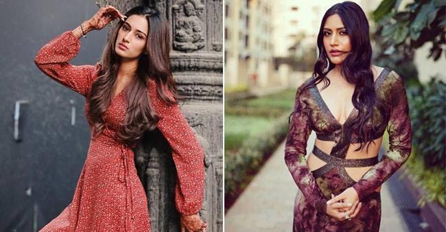 Erica Fernandes Admiring Surbhi Chandna gives you Major Friendship Goals