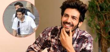 Kartik Aaryan Gets New School Boy Look For Love Aaj Kal 2