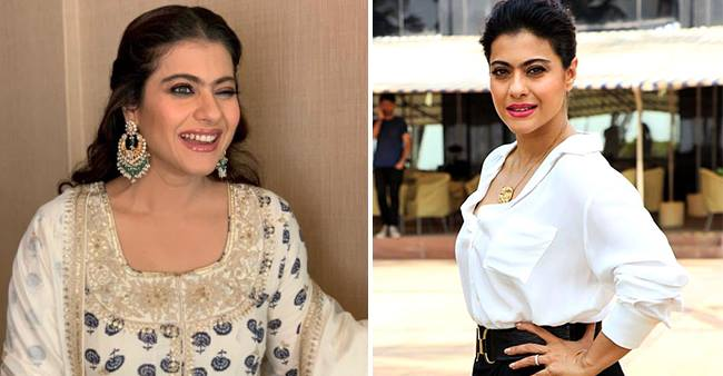 You need to follow Kajol's fashion statement! She has something special to follow!