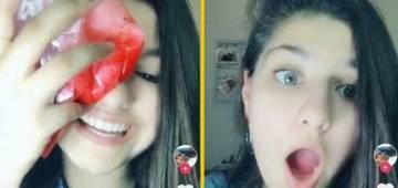 TikTok's Latest Bright Eye Challenge Goes Viral on the Internet
