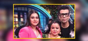 Kjo and Kajol to troll each other on The Kapil Sharma show
