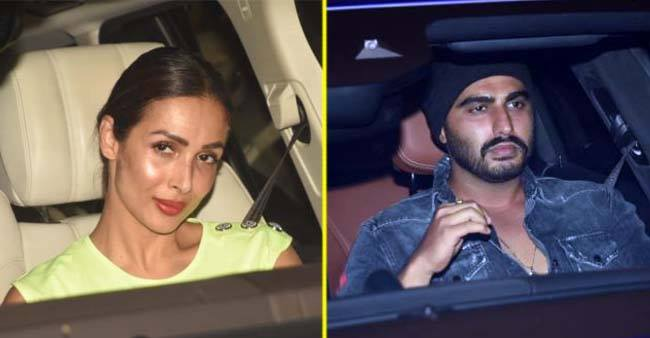 Latest photos of Arjun Kapoor and Malaika Arora in casuals will definitely give you style goals