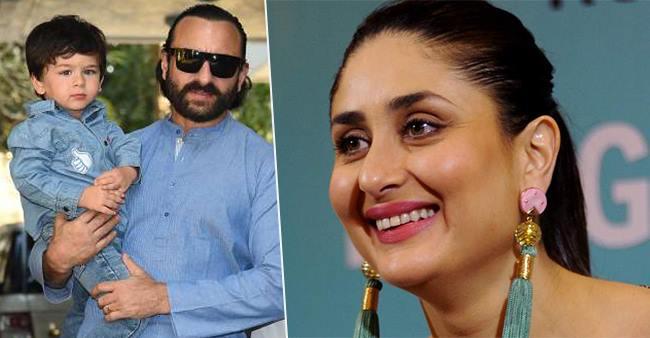 Taimur Is Exactly Like His Father, Says Kareena Kapoor Khan