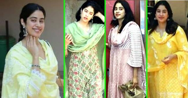 Janhvi Kapoor has made her fashion choices for this Summer season