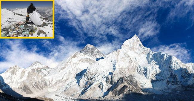 Nepal's clean-up campaign became big as they collected 3000 kg garbage from Mt Everest
