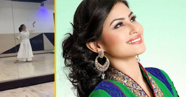 Mouni Roy shares series of Videos at Instagram on occasion of World